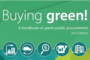 European Commission publishes third edition of Buying Green! Handbook