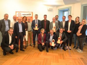 Procura+ participant Zurich wins Swiss ethical procurement award
