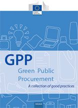 New GPP brochure and translated Buying Green! Handbook provide sustainable guidance