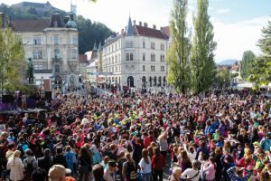 Ljubljana announced as European Green Capital 2016