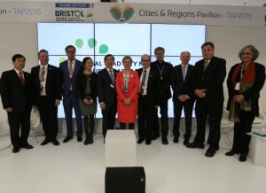 First Summit of the Global Lead City Network on Sustainable Procurement held at COP21