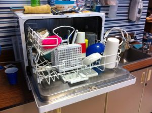 Guidance on purchasing energy efficient kitchen equipment available in Finnish