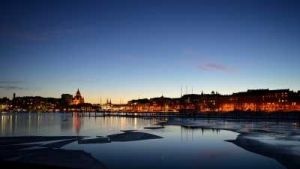 Helsinki's approach to using sewage waste