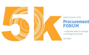 Procurement Forum hits the 5,000 member milestone