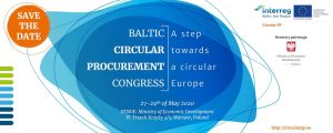Circular Procurement Congress - a step towards a circular Europe