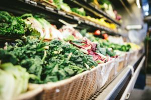 Localized procurement of produce helps prevent food waste