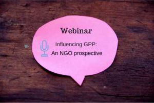 Webinar for European NGOs on influencing GPP now online