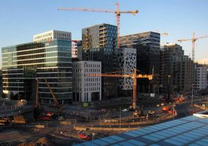 Nordic countries to develop norms and standards for green buildings