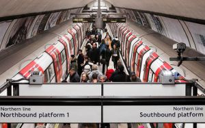 London Underground tests system for recapturing energy used in braking