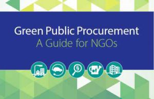 European Green Public Procurement NGO network issues GPP guide