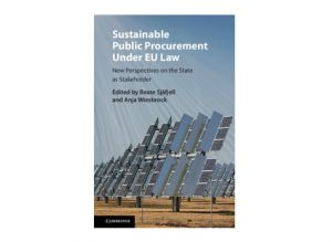 Book review: Sustainable Public Procurement Under EU Law