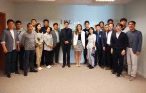 ICLEI Europe hosts Korean GPP delegation