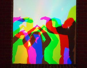 Innovative GLOW festival forms part of ENIGMA study visit