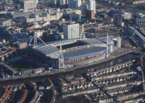 Champions League final to be played in UK's first sustainable stadium