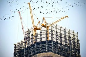 Concrete jungle: sustainable procurement in construction